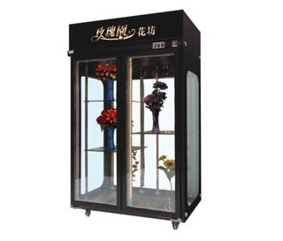 鲜花展示柜